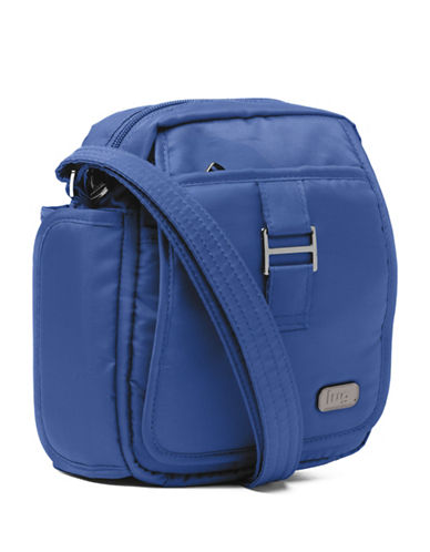 Lug Can Can Small Cross-body Bag-BLUE-One Size