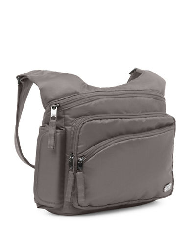 Lug Sidekick Excursion Pouch-BROWN-One Size