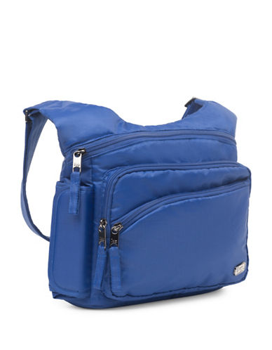 Lug Sidekick Excursion Pouch-BLUE-One Size