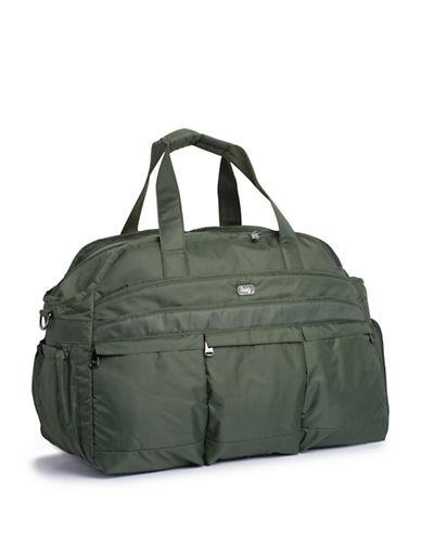 Lug Airbus Weekender Bag-OLIVE-One Size