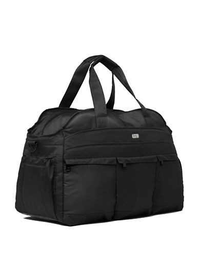 Lug Airbus Weekender Bag-BLACK-One Size