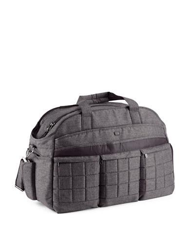 Lug Airbus Weekender Bag-BLACK-One Size