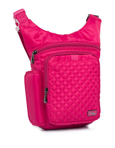Lug Hopper Hip Pouch-PINK-One Size