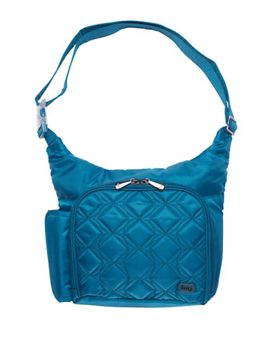 Lug Sidecar Cross-body Bag-OCEAN-One Size