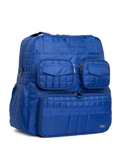 Lug Puddle Jumper Bag-BLUE-One Size