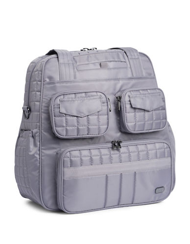Lug Puddle Jumper Bag-PEARL GREY-One Size