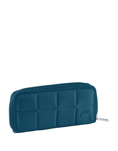 Lug Shuffle Wallet-BLUE-One Size