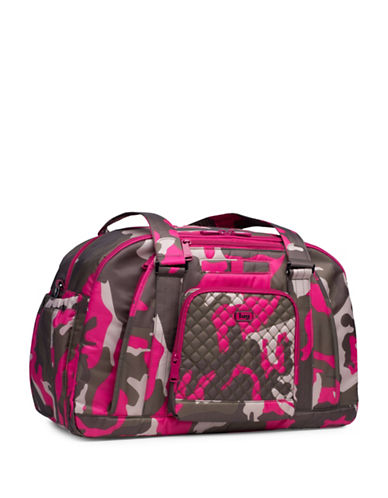 Lug Propeller Bag-DARK PINK-One Size
