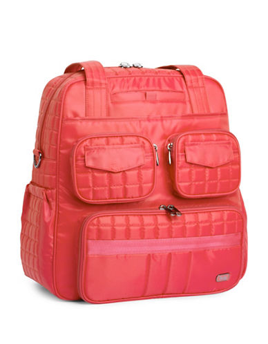 Lug Puddle Jumper Bag-PINK-One Size