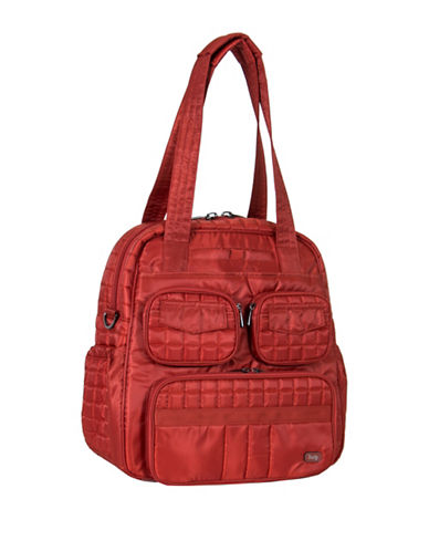 Lug Puddle Jumper Bag-ORANGE-One Size