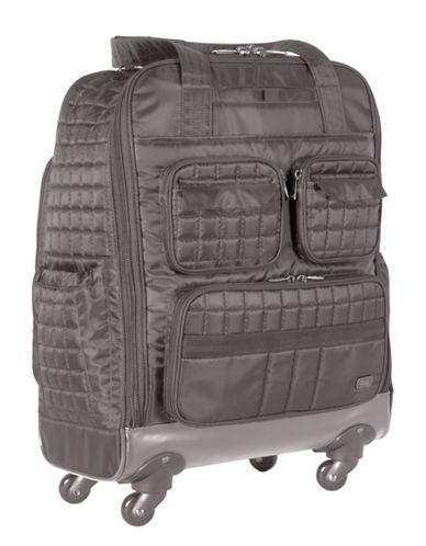 Lug Puddle Jumper Wheelie Bag-BROWN-One Size