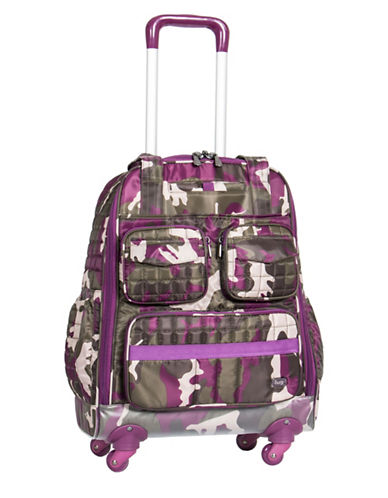 Lug Puddle Jumper Wheelie Bag-PINK-One Size