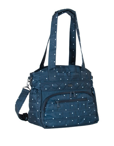 Lug Windjammer Everyday RFID Protection Tote-BLUE-One Size