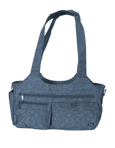 Lug Streetcar Tote-NAVY BLUE-One Size