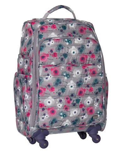 Lug Floral Cruiser Wheelie Bag-FLORAL-One Size