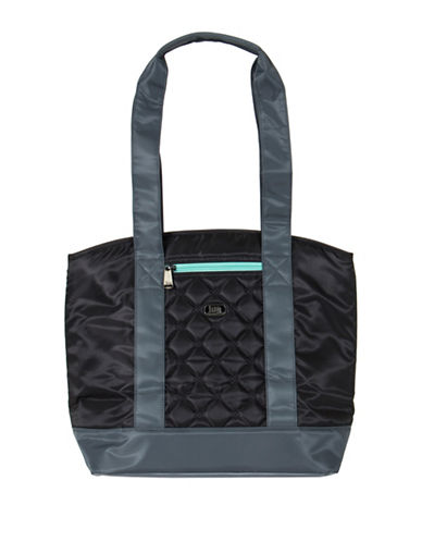 Lug Scooter Lunch Tote-BLACK-One Size 89224277_BLACK_One Size