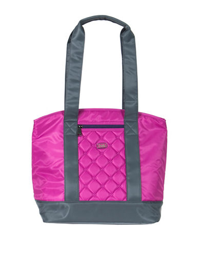Lug Scooter Lunch Tote-PINK-One Size