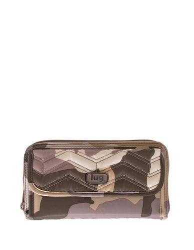 Lug Kickflip Convertible Wallet-BEIGE-One Size