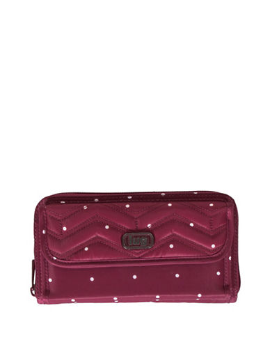Lug Kickflip Convertible Wallet-PINK-One Size