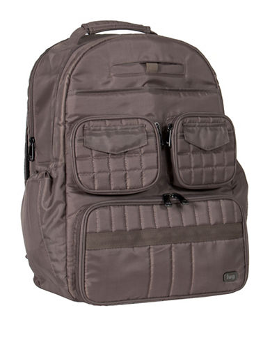 Lug Puddle Jumper Backpack-BROWN-One Size