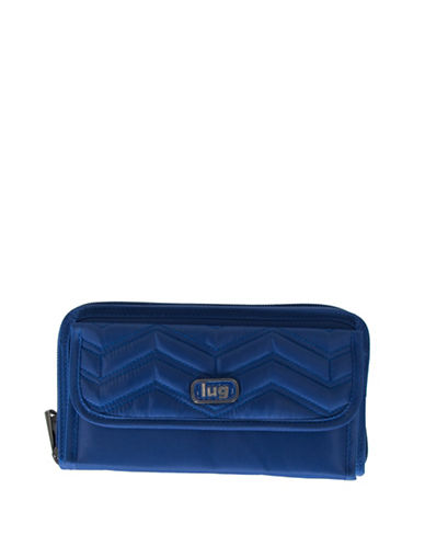 Lug Kickflip Convertible Wallet-BLUE-One Size