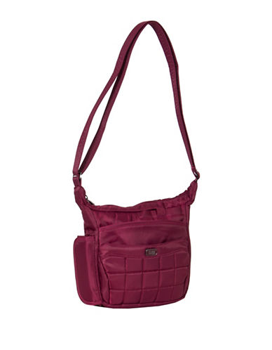 Lug Flutter 2.0 Mini Crossbody Bag-RED-One Size