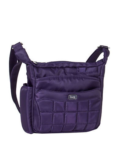 Lug Flutter 2.0 Mini Crossbody Bag-PURPLE-One Size