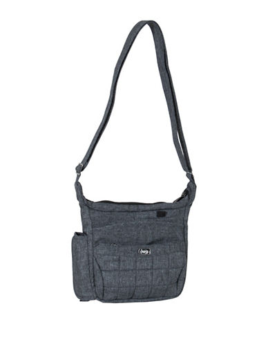 Lug Flutter 2.0 Mini Crossbody Bag-GREY-One Size