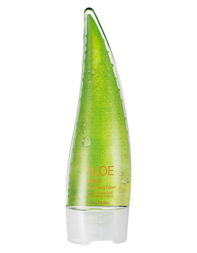 Holika Holika Aloe Facial Cleansing Foam-GREEN-One Size