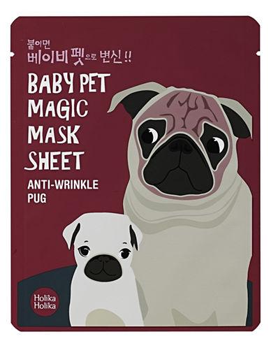 Holika Holika Baby Pet Mask Sheet Pug-RED-One Size