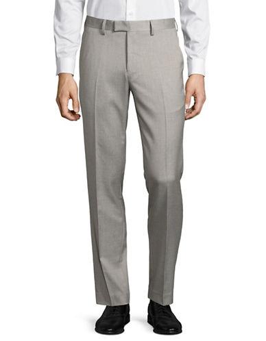 Sondergaard Slim Fit Dress Pants-GREY-38X30