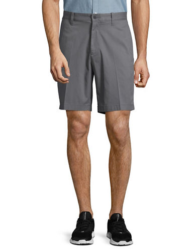 Nautica Classic Fit Twill Deck Shorts-GREY-38