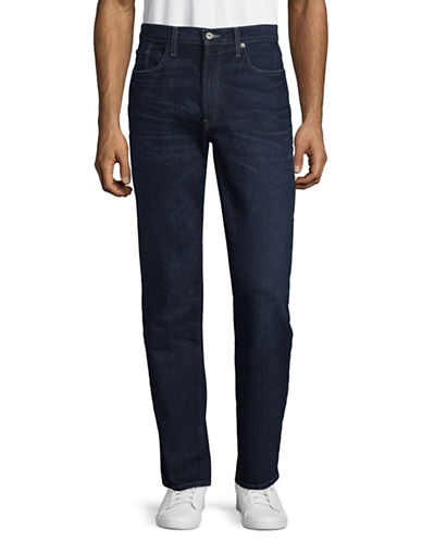 Nautica Stretch Skinny Jeans-BLUE-34X32