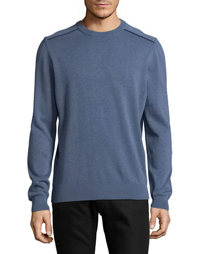 Bugatti Athletic Sweatshirt-BLUE-XX-Large