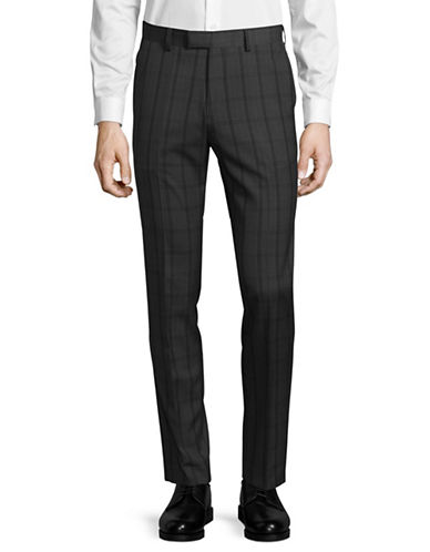 Sondergaard Slim-Fit Dress Pants-GREY-34X30