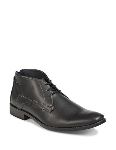 Sondergaard Chukka Boots-BLACK-EU 45/US 12