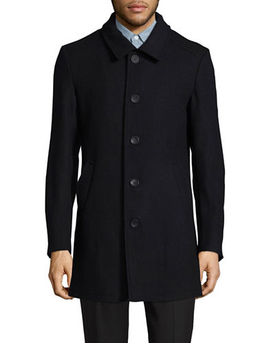 Bruun And Stengade Michigan Jacket-BLACK-X-Large