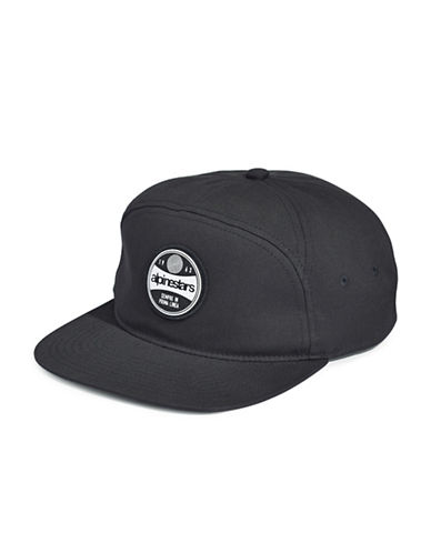 Nautica Prima Trucker Hat-BLACK-One Size