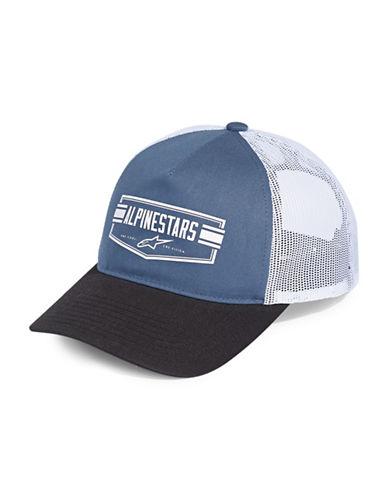 Nautica Emblem Baseball Hat-BLUE-One Size