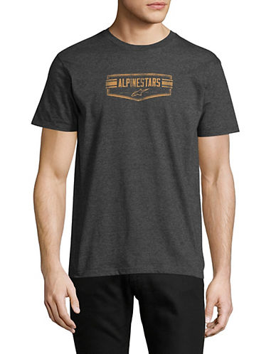 Alpinestars Emblematic Graphic T-shirt-GREY-Medium 89651023_GREY_Medium