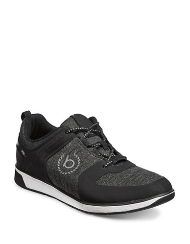 Bugatti Sport Knit Sneakers-BLACK-EU 43/US 10