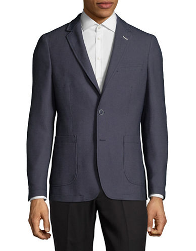 Sondergaard Classic Sport Jacket-BLUE-42 Regular