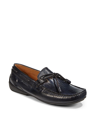 Bugatti Leather Driving Loafers 90002589