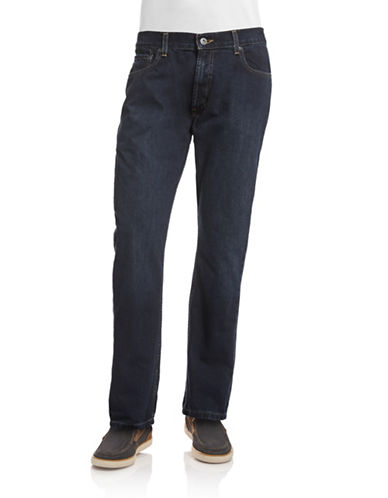 Nautica Classic Fit Denim Jeans-BLUE-40