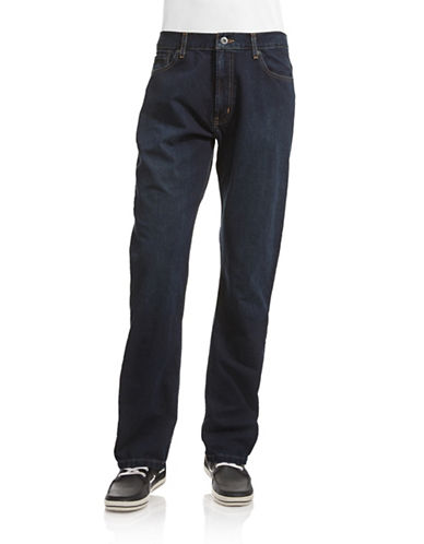 Nautica Classic Fit Jeans-BLUE-33