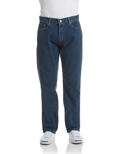 Nautica Active Stretch Classic Fit Jeans-BLUE-42