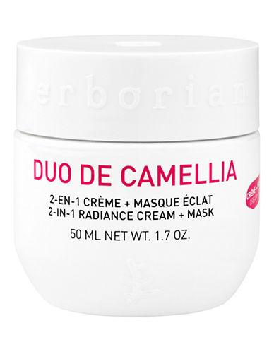 Erborian Duo De Cemellia Radiance Mask-NO COLOUR-50 ml