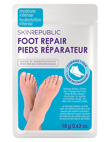 Skin Republic Foot Repair Mask-NO COLOR-One Size