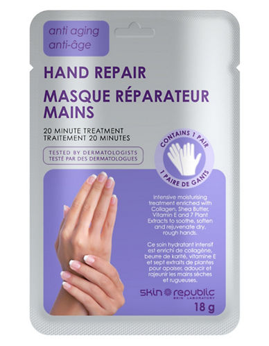 Skin Republic Hand Repair Mask-NO COLOR-One Size