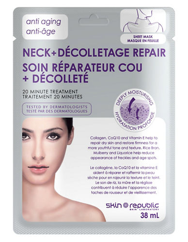Skin Republic Neck and Decolletage Repair-NO COLOR-One Size